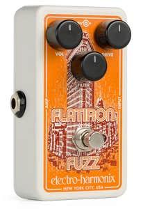 Electro Harmonix Flatiron Fuzz Pedal