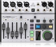 Behringer FLOW-8 Digital Mixer w/Bluetooth