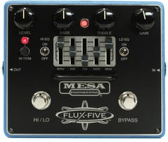 Mesa Boogie Flux-Five Overdrive+ EQ Pedal