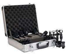 Audix FP7 7-Piece Drum Microphone Set