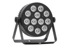 Event Lighting PAR12X12L  PRO PAR 12 X 12W RGBWAU WITH IR REMOTE