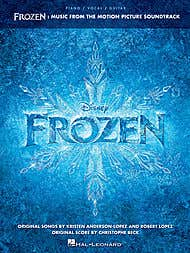 Frozen from the Motion Picture PVG (Hal Leonard)