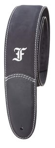 Furch Premium Guitar Strap - Black