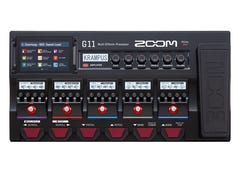 Zoom G11 Guitar Multi-Effects Pedal