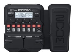 Zoom G1X FOUR Guitar Multi-Effects w/Expression Pedal