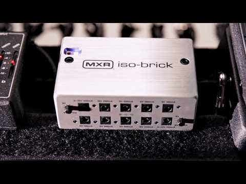 MXR ISO Brick Isolated Pedal Power Supply