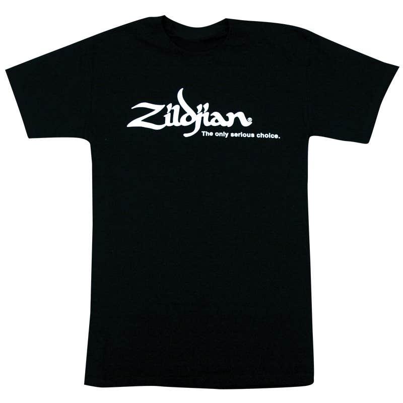 Zildjian Classic Black T-Shirt - Large