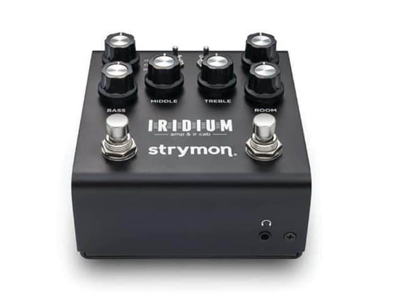 Strymon Iridium Amp Modeller & Cab I.R. Pedal