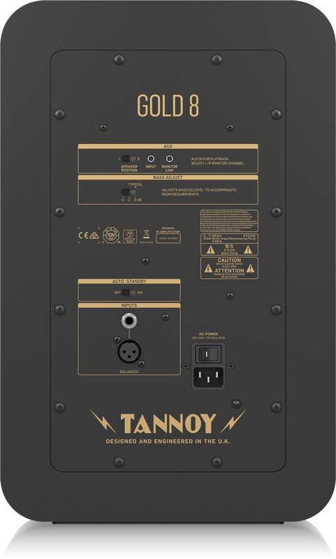 Tannoy Gold 8 8