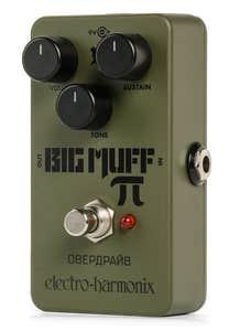 Electro Harmonix - Green Russian Big Muff