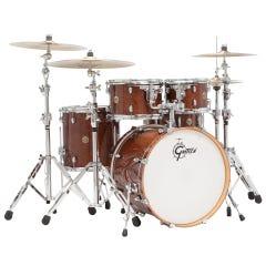 Gretsch Drums Catalina Maple 5pc Drum Kit w/Hardware - Walnut Glaze