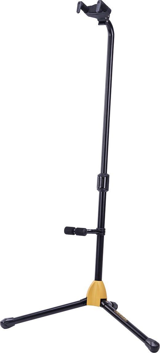 Hercules GS412B PLUS Auto-Grab Single Guitar Stand