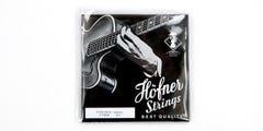 Hofner Original Flatwound Bass Guitar Strings (H1133B)