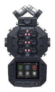 Zoom H8 Handy Recorder / Audio Interface