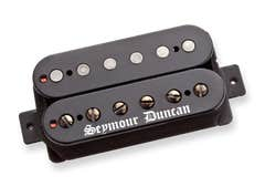Seymour Duncan Black Winter Humbucker - Bridge - Black