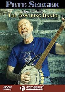 learn to play 5 string banjo DVD / SEEGER PETE (HOMESPUN)