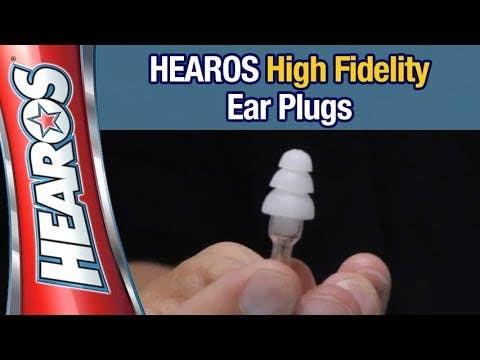 Hearos High-Fidelity Ear Plugs