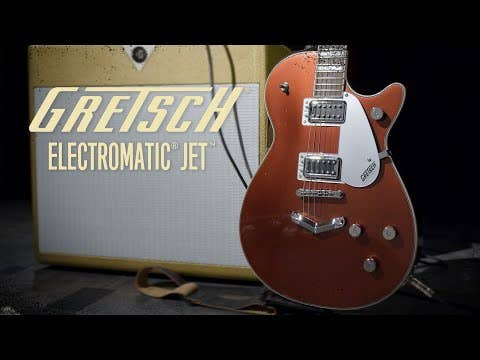 Gretsch G5230T Electromatic Jet FT Guitar w/Bigsby - Aleutian Blue