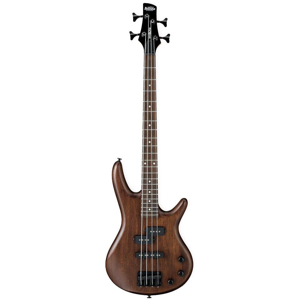 Ibanez Mikro SRM20B Short-scale Electric Bass - Walnut