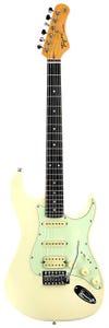 Tagima Guitars TG-540 Electric Guitar - Olympic White