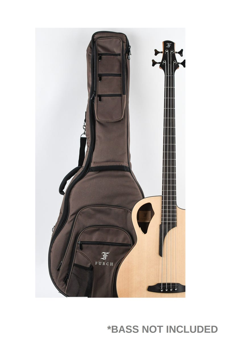Furch Guitars Deluxe Gig Bag (For Acoustic Basses)