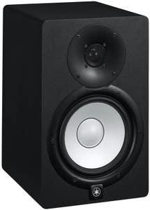 Yamaha HS7 Powered Studio Monitor (Single) - Black