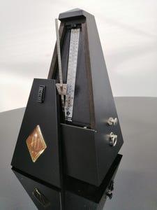 Wittner Metronome - Wood - Matte Black (816M)