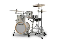 Sonor Martini AQ2 All-Maple Drum Shell Pack - White Pearl