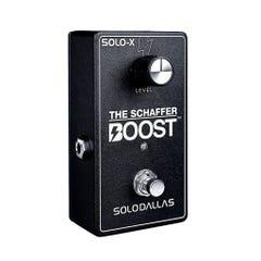 SoloDallas The Schaffer Boost - Solo-X Pedal