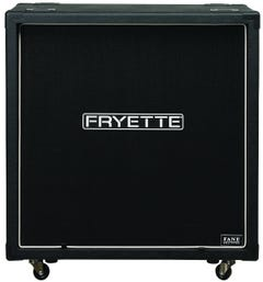 "Fryette Amplification FatBottom 4x12"" Straight Speaker Cab (F70G Loaded)"