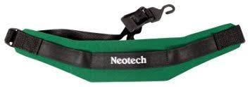 Neotech Soft Sax - Open Hook - Forest Green NEOSOFTOHF