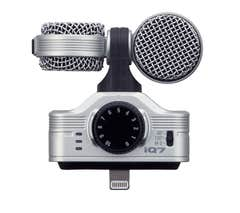 Zoom iQ7 Professional Stereo Microphone for iOS