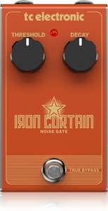 TC Electronic Iron Curtain Noise Gate Pedal
