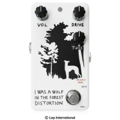 """Animals Pedals """"I Was A Wolf In The Forest"""" Distortion MKII Pedal"""