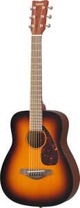Yamaha JR2 1/2 Size Acoustic Guitar Tobacco Burst