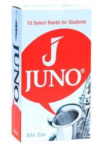 Vandoren JUNO Alto Sax Reed - Strength 3 - Pack of 10