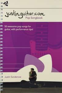 JUSTIN GUITAR COM POP SONGBOOK / SANDERCOE  (MUSIC SALES)