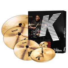 Zildjian K Series 4pc Cymbal Pack