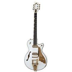 Duesenberg Starplayer TV Phonic Electric Guitar - Venetian White