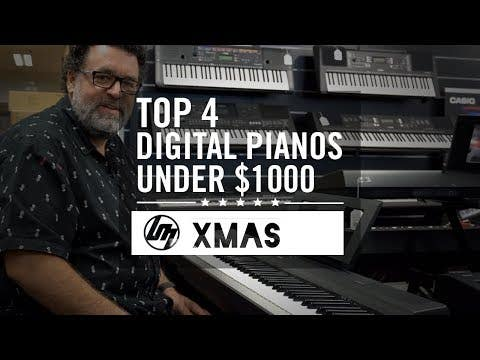 Kawai ES110W Portable Digital Piano - White (ES-110W)