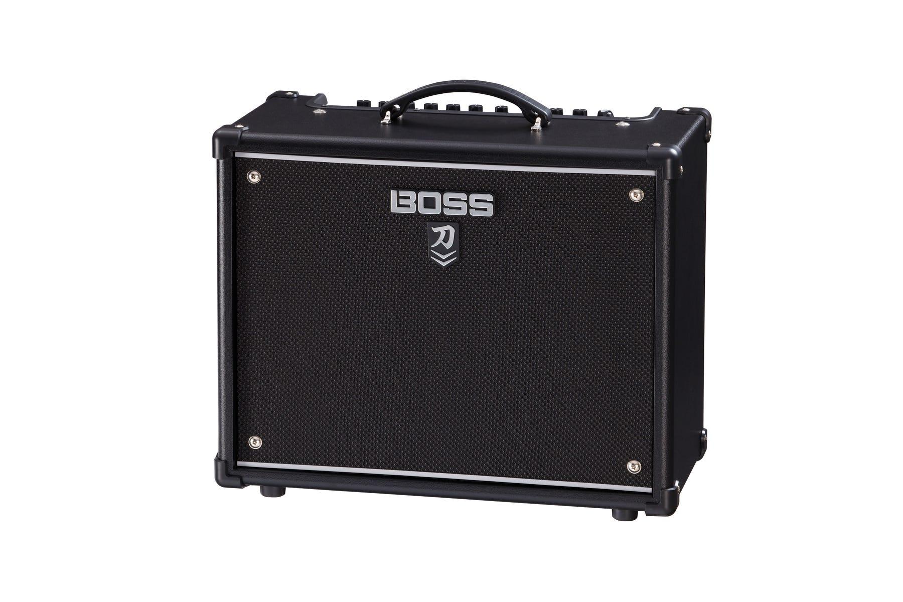 Boss Katana-50 MkII Guitar Amp Combo (KTN502)