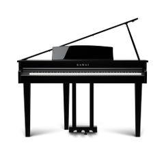 Kawai DG30 Digital Grand Piano w/Matching Bench - Ebony Polish