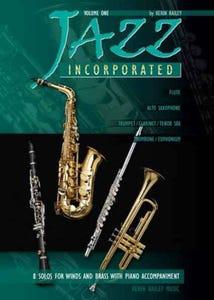 jazz incorporated BK 1 tpt or cla or ten sax / BAILEY (BAILEY)