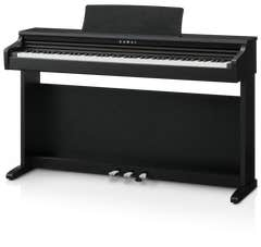 Kawai KDP120 Digital Piano w/Matching Bench - Ebony Satin