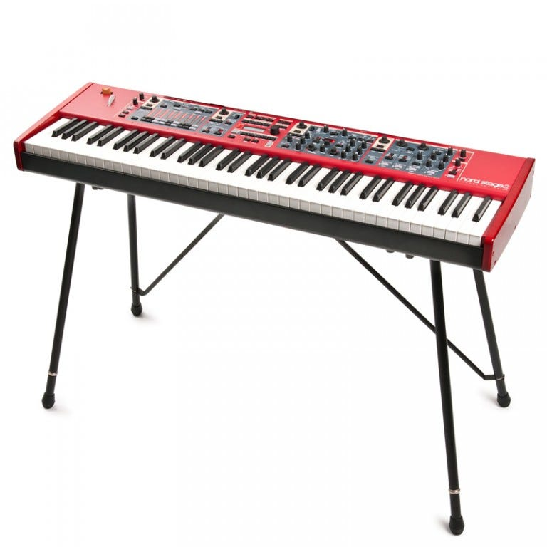 Nord Keyboard Stand EX (Keyboard not included)