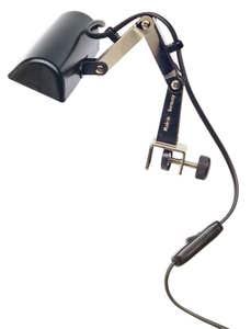 k&m music stand light, mains powered (KM 122 E)