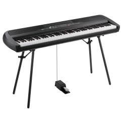Korg SP280BK Digital Piano - Black (SP-280)