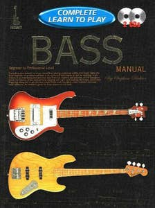 COMPLETE LEARN TO PLAY BASS GUITAR BOOK/2CD / GELLING (KOALA)