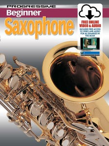 progressive beginner saxophone ONLINE MEDI/KOALA 69120