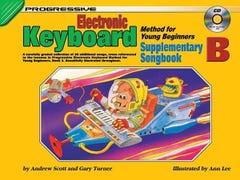 Progressive Keyboard Method for Young Beginners Supplementary Book B OLA 69276 / SCOTT TURNER (KOALA)